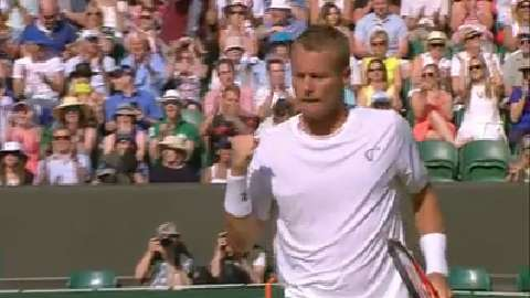 HSBC Play Of The Day - Lleyton Hewitt