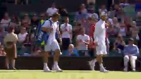 2015 Day 1 Highlights, Stanislas Wawrinka vs Joao Sousa