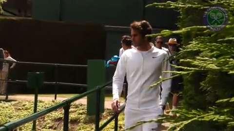 2015 Wimbledon Preview Day 2