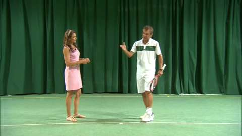 Coaching Corner: Nadal's forehand