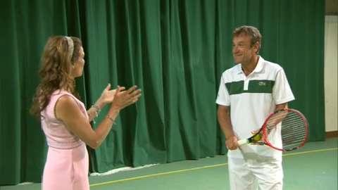 Coaching Corner: Raonic's serve