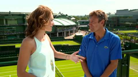 Tennis Insights Day 4, Murray v Haase