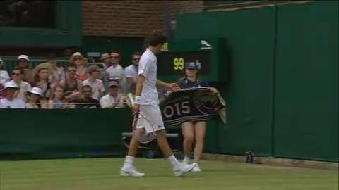 HSBC Play Of The Day - Pierre-Hugues Herbert