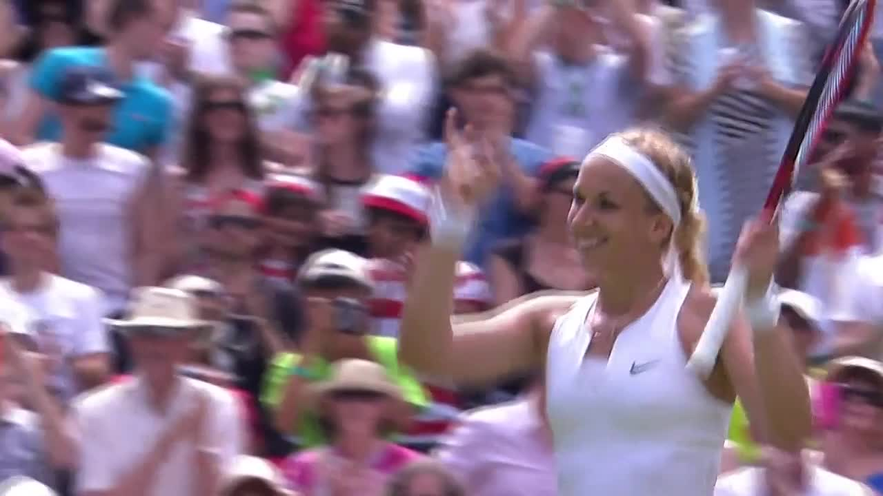 Lisicki all smiles after comeback win