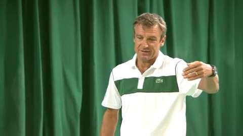 Coaching Corner: Wawrinka's backhand