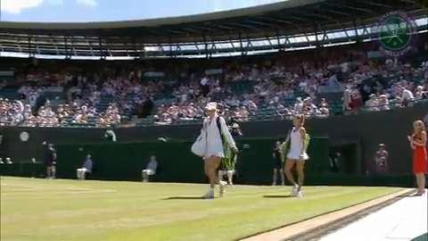 2015 Day 6 Highlights, Caroline Wozniacki vs Camila Giorgi
