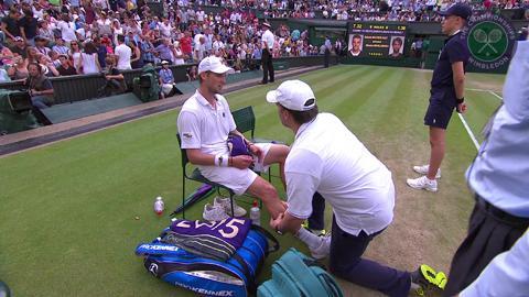 2015 Day 6 Highlights, Andreas Seppi vs Andy Murray
