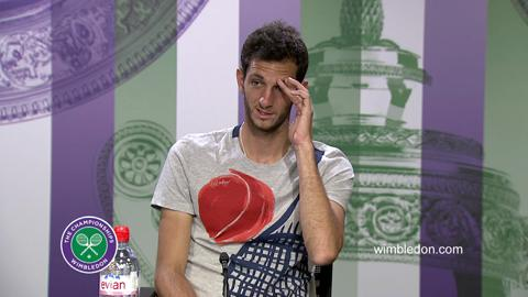James Ward Third Round Press Conference
