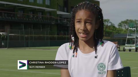 Wimbledon Foundation - The WJTI