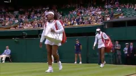 Serena and Venus: Head to Head