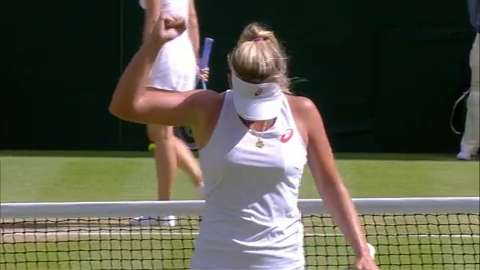 HSBC Play Of The Day - Coco Vandeweghe