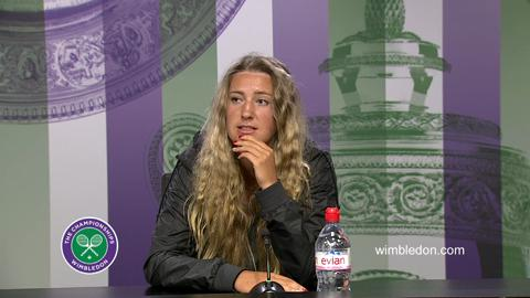 Victoria Azarenka Quarter-Final Press Conference