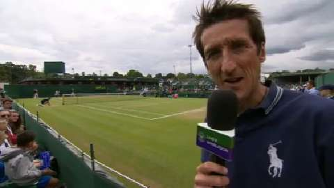 Live @ Wimbledon's Rob Walker takes a look at Duck Hee Lee