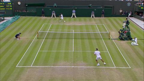 Analysis Corner: Federer's victory over Simon