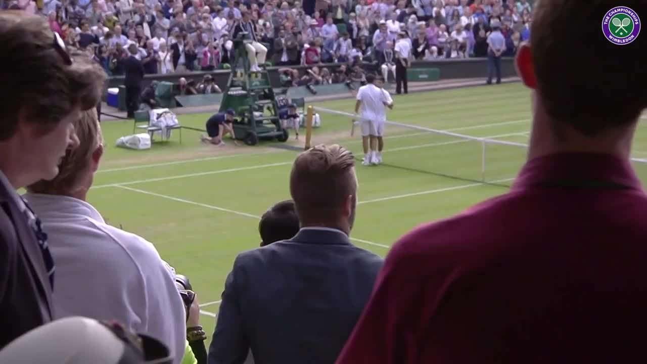 Djokovic caps off a ruthless victory