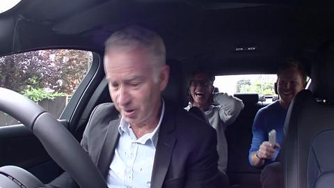 The Secret Chauffeur
