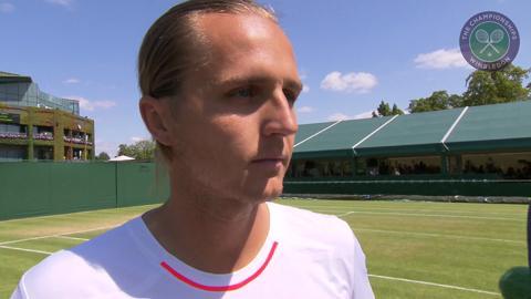 Nikki Roennn Live @ Wimbledon interview