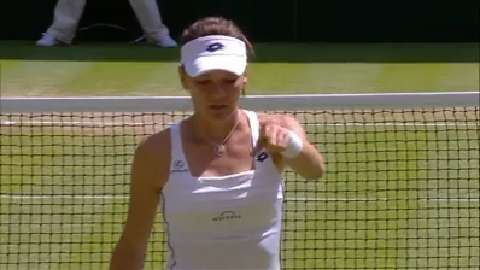 HSBC Play Of The Day - Agnieszka Radwanska