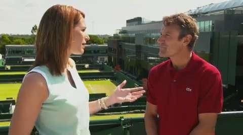 Tennis Insights Day 11, Federer vs Murray