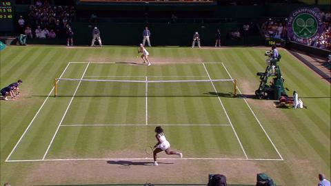 Analysis Corner: Williams v Sharapova