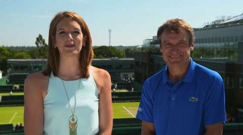 Tennis Insights Day 12, Williams vs Muguruza