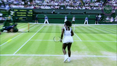 Serena Williams: Road to the Final