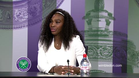 Serena Williams Final Press Conference