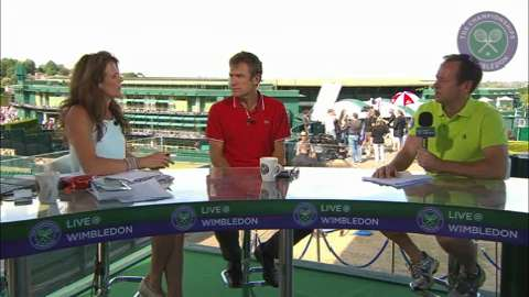 Analysis Corner: Williams vs Muguruza
