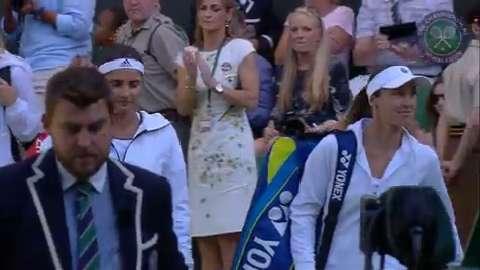 2015 Day 12 Highlights, Martina Hingis & Sania Mirza vs Ekaterina Makarova & Elena Vesnina, Final