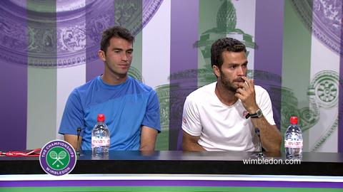 Jean-Julien Rojer and Horia Tecau Final Press Conference