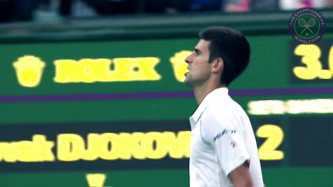 Novak Djokovic: Road to the Final