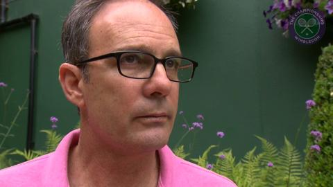 Paul Annacone Live @ Wimbledon interview
