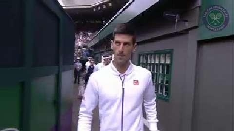 2015 Day 13 Highlights, Novak Djokovic vs Roger Federer, Final