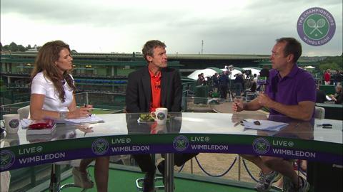 Analysis Corner: Djokovic vs Federer