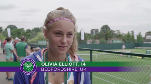 The heart of tennis - HSBC Road to Wimbledon 2015