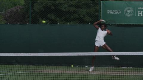 Champions crowned - HSBC Road to Wimbledon 2015 Day 6