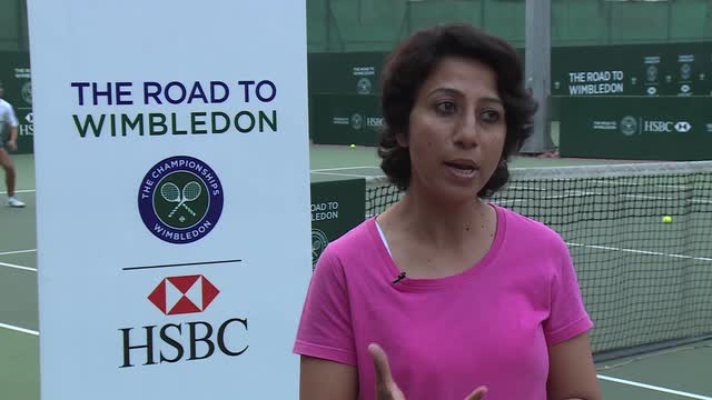 Farewell from Road to Wimbledon Hyderabad