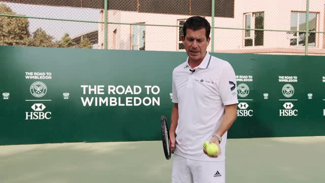 Henman's Masterclass- The Ball Toss