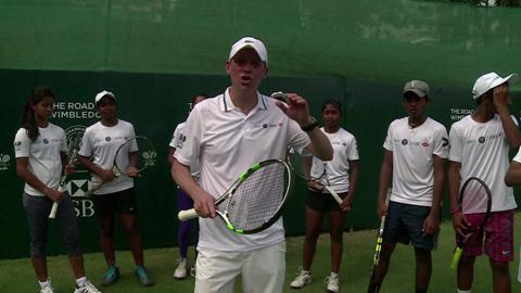 Road to Wimbledon - Top five grass court tips from Calcutta