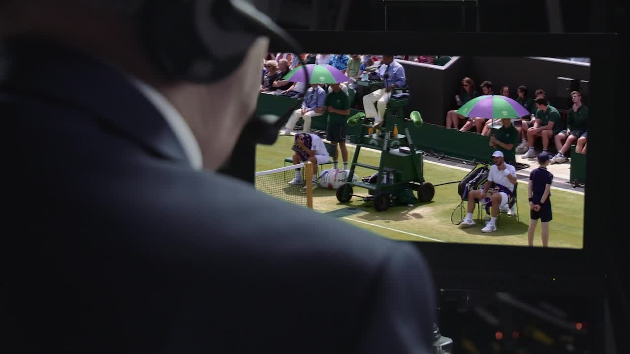 ESPN's Ian Darke takes on tennis commentary