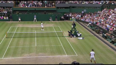 Djokovic wins his maiden Wimbledon title (2011)
