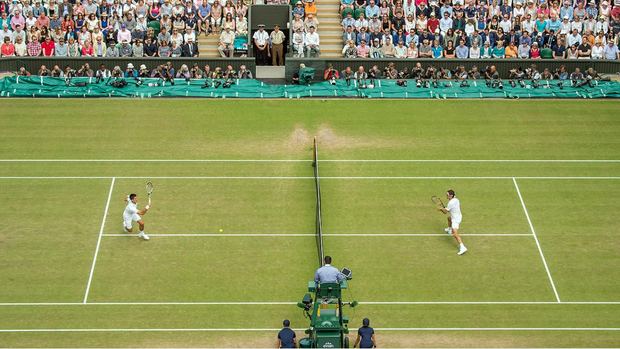 Live @ Wimbledon Podcast: 2015 Highlights