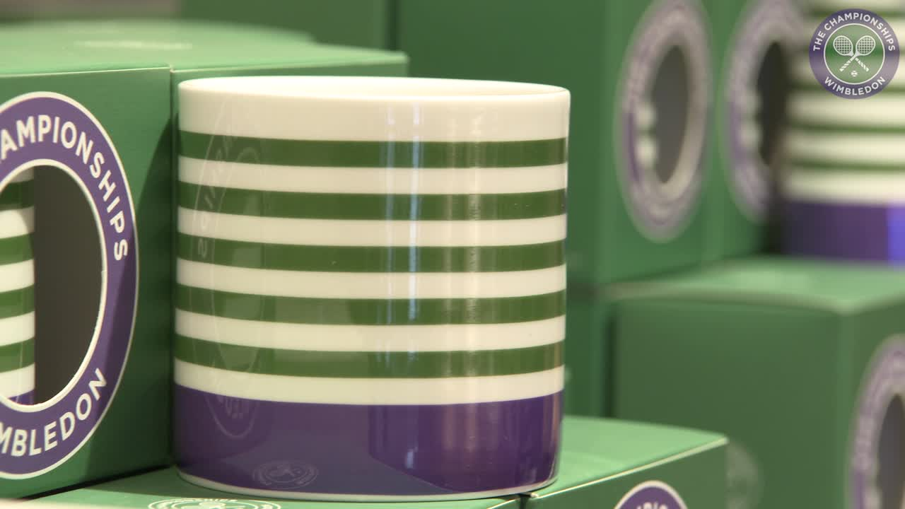 What's new in the Wimbledon shop?