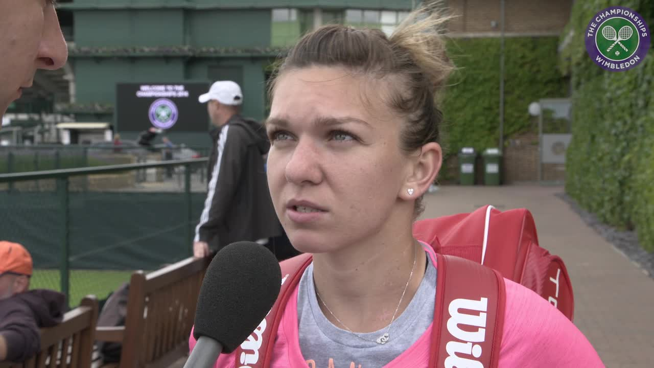 Halep hopes for big impact on grass
