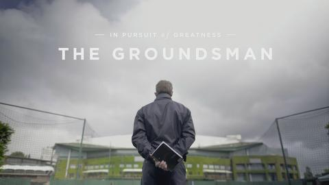 In Pursuit of Greatness - The Groundsman