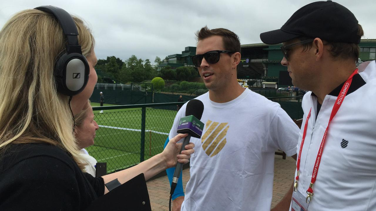 Live @ Wimbledon Preview Podcast: 22 June 2016