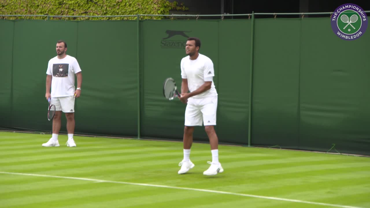 Tsonga on the mend after Roland Garros heartbreak