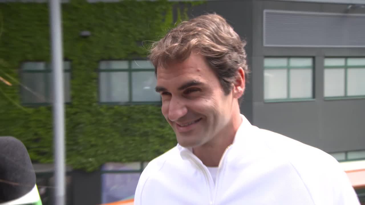 The If series - Roger Federer