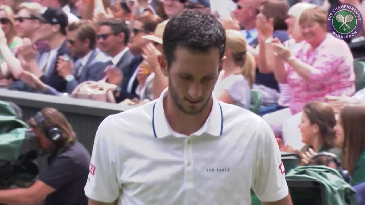 James Ward reflects on first round defeat to Djokovic