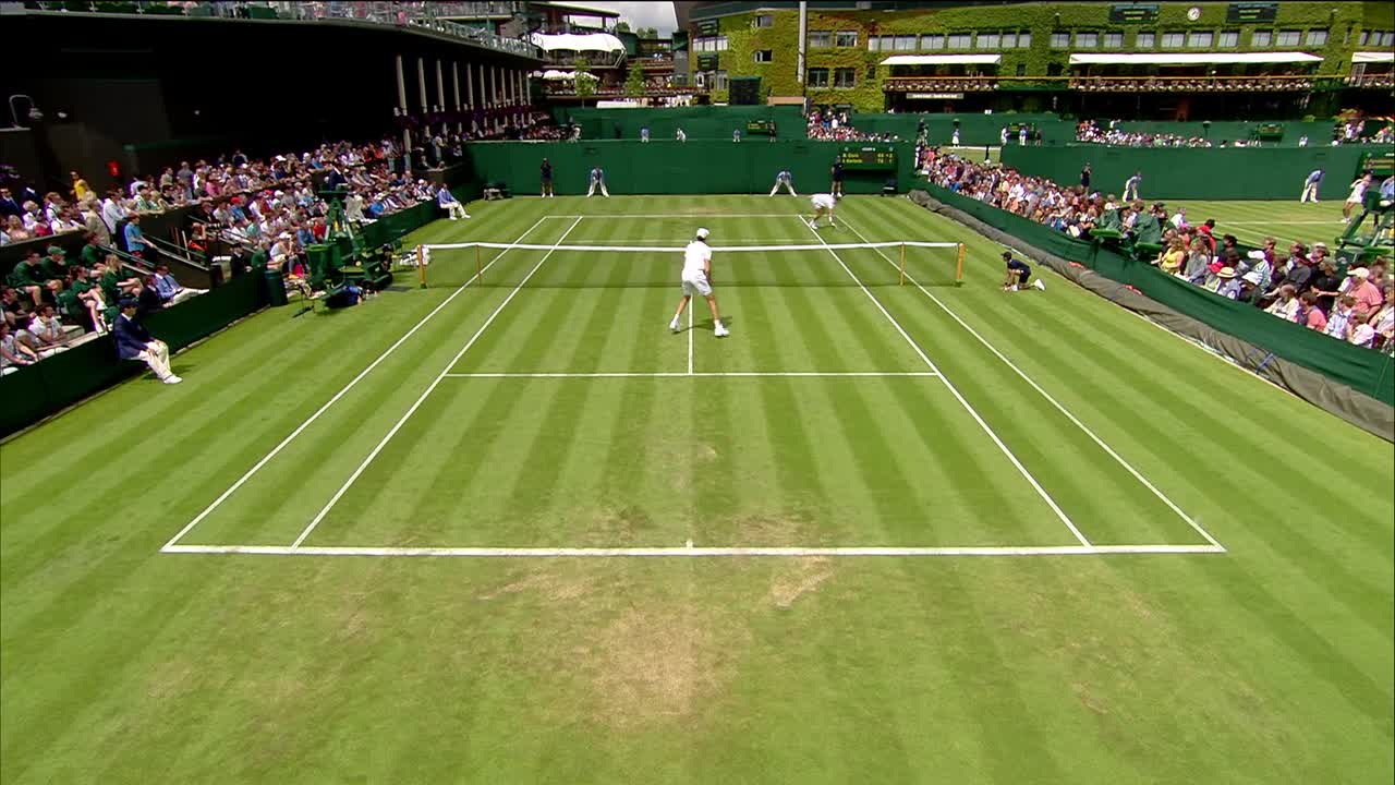 HSBC Play of the Day - Borna Coric